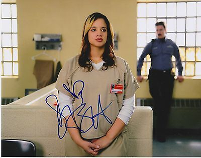 Dascha Polanco Signed Orange Is The New Black 8X10 Photo