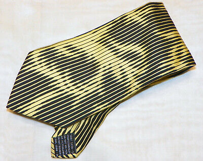 VERSACE [ CLASSIC ] [ MULTI-COLOR ] men's tie 100% Silk Made in Italy
