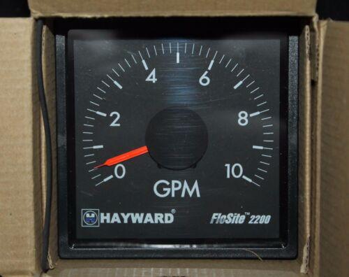 HAYWARD FS220PM 0-10 GPM FLOSITE 2200 Flow Meter
