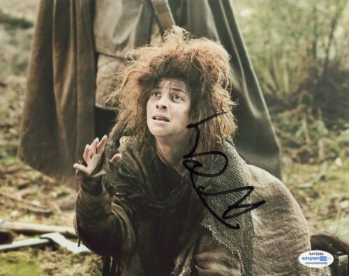 Natalie Tena Game of Thrones Signed 8x10 Autograph Photo ACOA