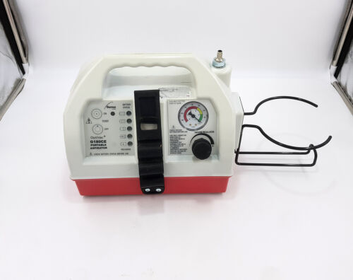 Allied Healthcare Gomco OptiVac G180CE Portable Aspirator  Without battery