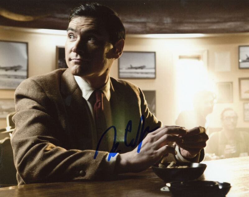 "Billy Crudup ""Watchmen"" AUTOGRAPH Signed 8x10 Photo"