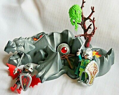 Playmobil Dragon Island with figures and accessories