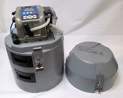 Sigma Sd900 Portable Water Sampler Controller Wlid Compact Base10l Battery