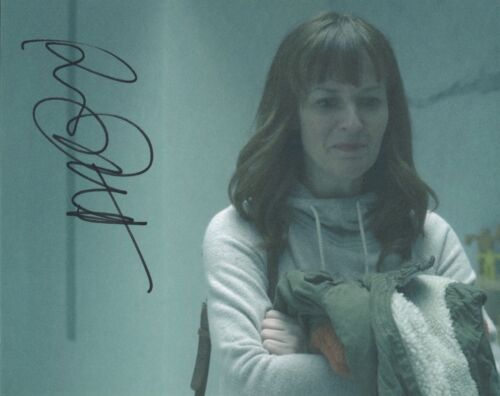 Rosemarie Dewitt Signed Autographed 8x10 Photo BLACK MIRROR COA