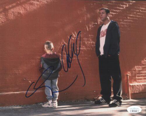 Adam Sandler & Cole Sprouse Signed BIG DADDY 8x10 Photo Autograph JSA COA