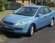 Ford focus Killarney Vale Wyong Area Preview