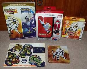 Pokemon SUN (Collectors Edition) Pack Tuggerah Wyong Area Preview