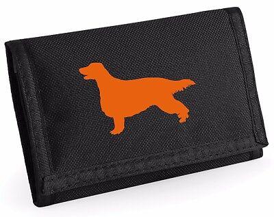 Irish Setter, Red Setter Dog Wallet Rip-Stop Purse Birthday Gift  Xmas Gift