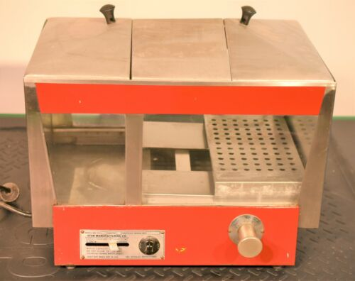 Star Manufacturing Company Commercial Hot Dog Steamer Model 35