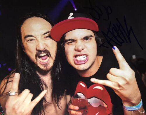 Datsik DJ Dance Electronica Signed 8x10 Photo Autographed COA E4
