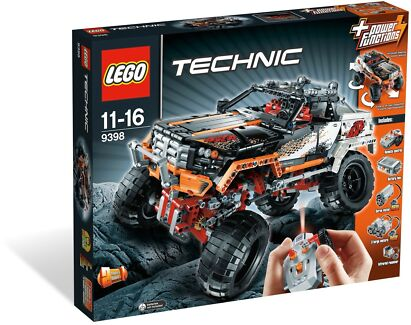 NEW Lego Technique RC 4x4 Crawler