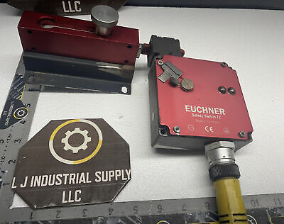 Euchner Tz1le024bha Safety Switch Multiple In Stockgood Take-outsfast Ship