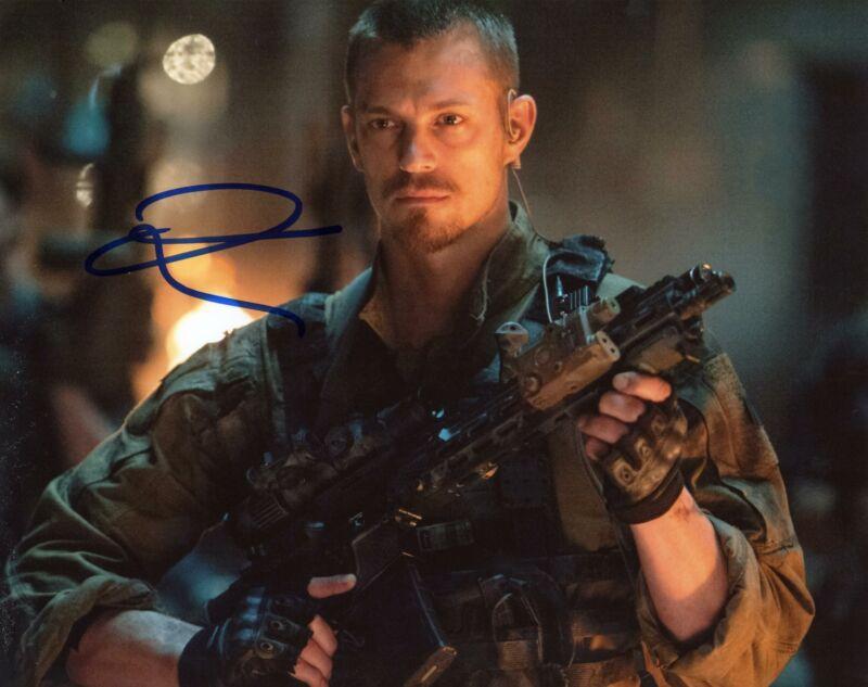"Joel Kinnaman ""Suicide Squad"" AUTOGRAPH Signed 8x10 Photo E"