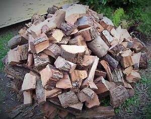 DRY FIREWOOD APPROX. 1 CUBIC METRE HARDWOOD Stockton Newcastle Area Preview
