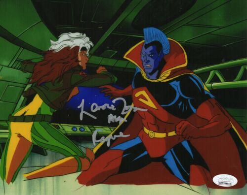 "Lenore Zann Autograph Signed 8x10 Photo - X-Men Animated ""Rogue"" (JSA COA)"