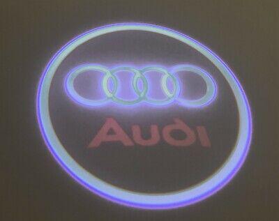NEW AUTO MANUFACTURER DOOR LIGHTS INTERIOR DISPLAY EMBLEM ON GROUND PAIR SET A1