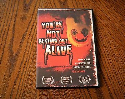 Horror Film DVD