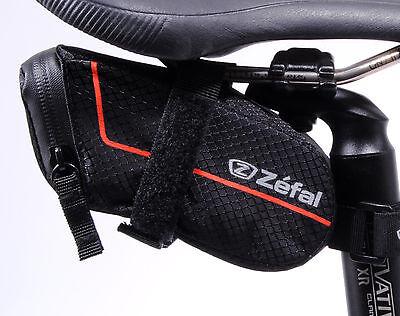 Zefal Z Light Pack Bike Seat Bag Saddle Bag SM Pack 40g Waterproof Small for sale  Dallas