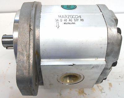 Marzocchi Gear Pump 3a D 40 Ac Stp R0 230103