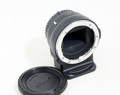 Nikon 1 One FT1 Mount Adapter for Nikkor F-Mount Lens w/Nikon 1 Cameras