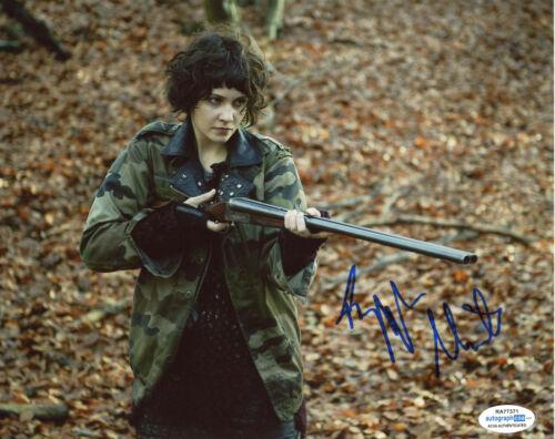 "Tuppence Middleton ""Black Mirror"" AUTOGRAPH Signed 8x10 Photo ACOA"