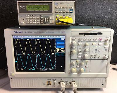 Tektronix Tds5032b Dpo Oscilloscope 2ch 350mhz 5gss