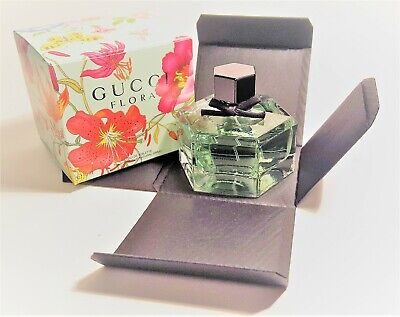 Gucci Flora Ladies 50ml EDT 100% Genuine Factory Sealed £28.50 freepost UK only