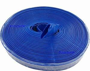 SWIMMING POOL FILTER BACKWASH BACK WASH LAY FLAT WATER HOSE WAST Beldon Joondalup Area Preview