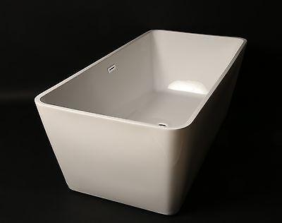 "Free Standing Kokss Garda Acrylic 67"" Modern Soaking tub new 2016"