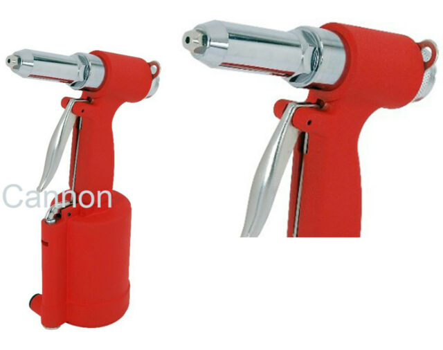 Heavy Duty 90PSI Pro Air Pneumatic Hydraulic Pop Blind Riveter Rivet Gun CT0057