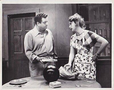 Circa 1955 '' The Honeymooners '' TV Show Jackie Gleason