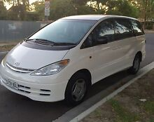 2001 TOYOTA TARAGO AUTOMATIC 8 seater PEOPLE MOVER Windsor Gardens Port Adelaide Area Preview