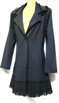 TS coat TAKING SHAPE plus sz XXS / 12 Fantasia Jacket winter chic NWT rrp$270!