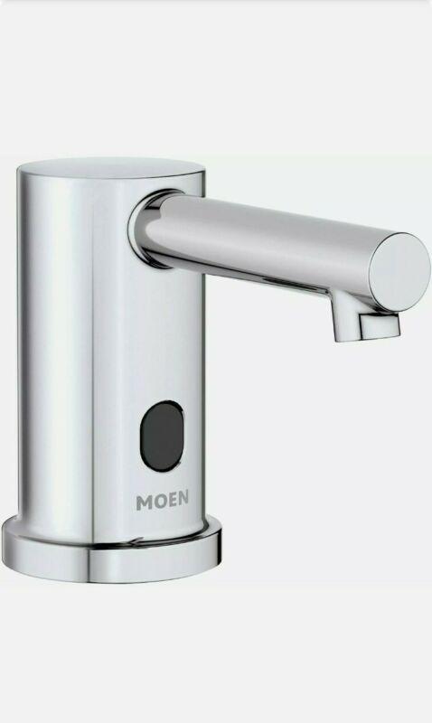 Moen 8560 M-Power Commercial Modern Deck Mounted Touchless Foam Soap Dispenser