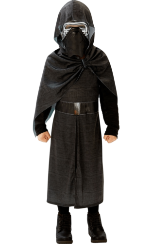 Boys Obi-Wan Kenobi Star Wars Film /& TV Fancy Dress Costume