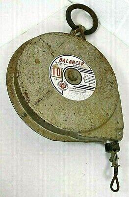 Gardner Denver Balancer Model 65s-2 Usa 4-10lb  Adjustable Cable Reel