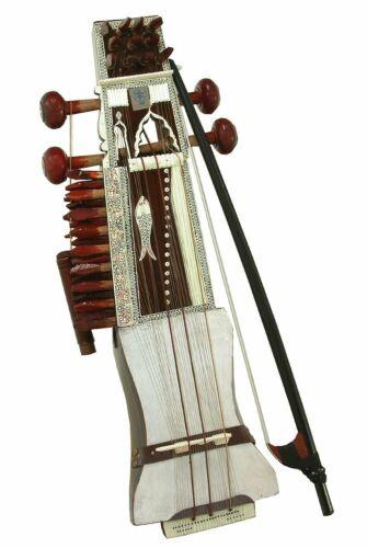 Sarangi Classical Handmade Wooden Kalawati  Folk Musical In