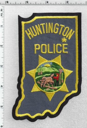 Huntington Police (Indiana) 3rd Issue Shoulder Patch