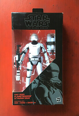 Star Wars Black Series First Order Flametrooper #16