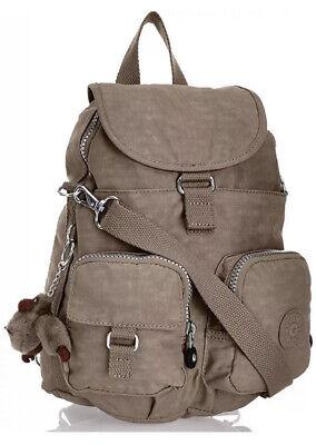 Kipling Women's Firefly N Backpack             Warm Grey),