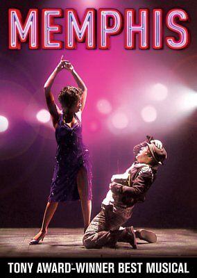 New: MEMPHIS - Original Broadway Cast (2010 Tony Award Winner: Best Musical)