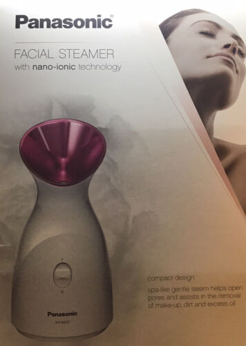 Panasonic Spa-Quality Facial Steamer EH-SA31VP with Ultra-Fi