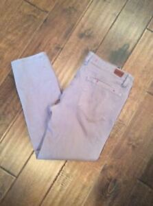 BDG Ankle Grazer Cigarette Jeans Medium Gray Urban Outfitters 29