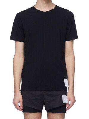 Satisfy Men's Justice Performance T-Shirt: Size 1: Black (144)