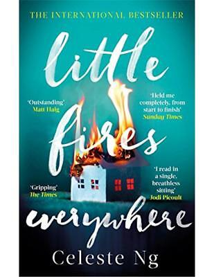 Little Fires Everywhere By Celeste Ng [FREE SHIPPING | Paperback | 2018]