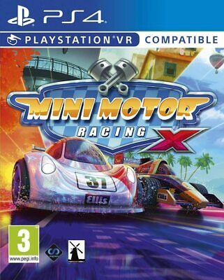 Mini Motor Racing X | PlayStation 4 PS4 PSVR VR New