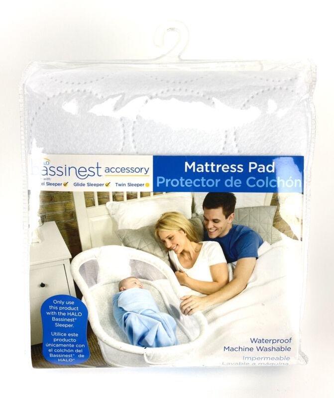 Halo Bassinest Waterproof Mattress Pad For Swivel or Glide Sleeper - NEW