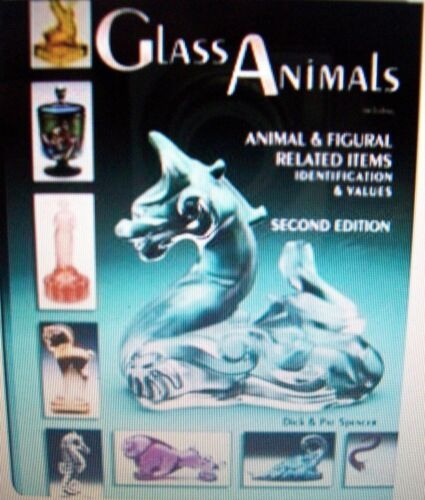 ANTIQUE GLASS ANIMALS Price Guide Collector