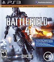 Battlefield 4 [ps3] (used) Ottoway Port Adelaide Area Preview